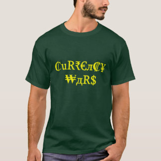 Currency Wars T-Shirt