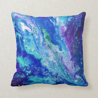 """""""Currents"""" pillow"""