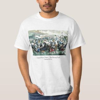 Currier & Ives - Shirt - Central Park Winter