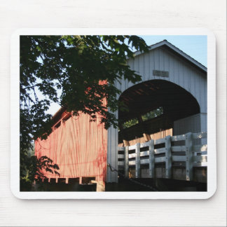 Currin Covered Bridge Mouse Pad