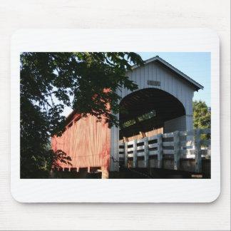 Currin Covered Bridge, Oregon Mouse Pad