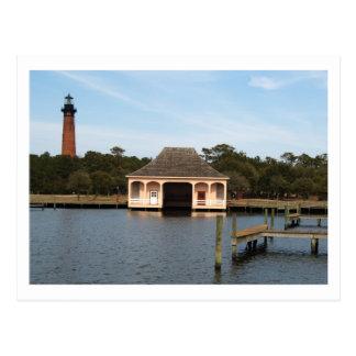 Currituck Heritage Park Postcard