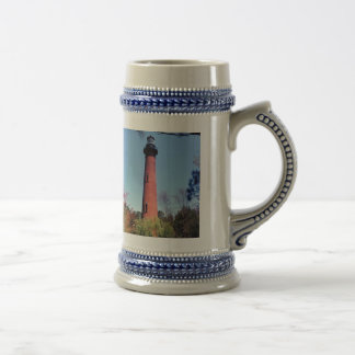 Currituck Lighthouse Beer Steins