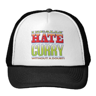Curry Hate Hat