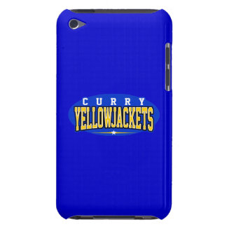 Curry High School Yellowjackets Barely There iPod Cover