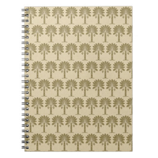 Curry Spice Moods Palm Note Books