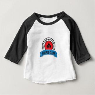 curse free zone baby T-Shirt