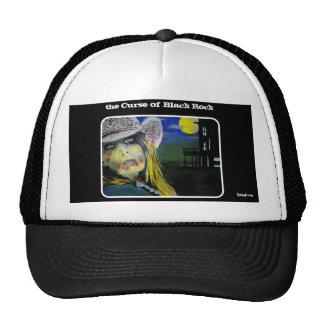 Curse of Black Rock Trucker Hat