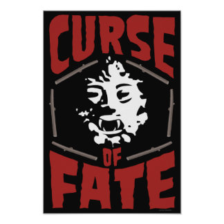 Curse of Fate Monster Movie Poster