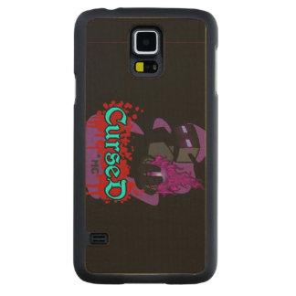 CursedMc Galaxy S5 Slim Maple Wood Case