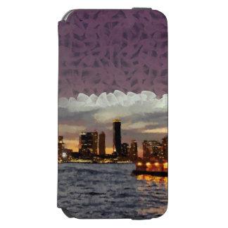 Curtain coming down incipio watson™ iPhone 6 wallet case