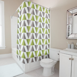 Curtain of Gray Bath Triangles and Verde
