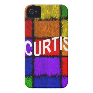 CURTIS iPhone 4 COVER
