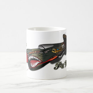 Curtis P-40 WarHawk Coffee Cup
