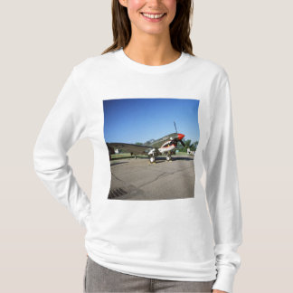 Curtiss P-40 Warhawk, at Minnesota CAF Air Show T-Shirt