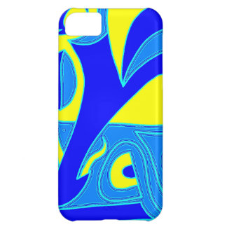 Curve Agression iPhone 5C Covers