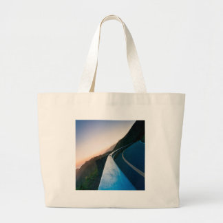 Curve in the Road Tote Bag