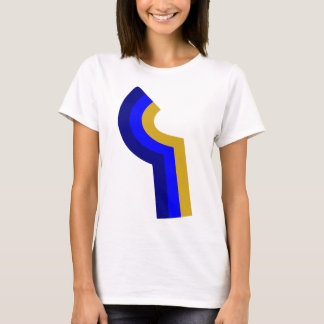 Curved Pirate Hook T-shirt