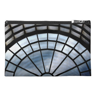 Curved Window at Arlington National Cemetery Travel Accessories Bag
