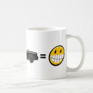 Curves + MX5 = Fun Coffee Mug