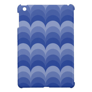 Curvy Waves iPad Mini Covers