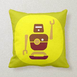 Cushandroid maxi throw pillow