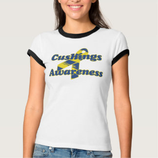 Cushings Awareness Ribbon T-Shirt