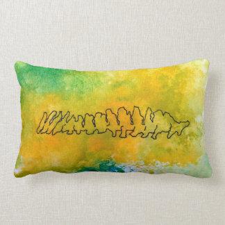 Cushion artsy