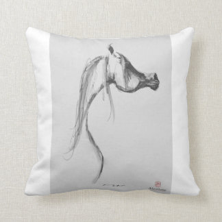 Cushion featuring the 'Absolute Arabian'