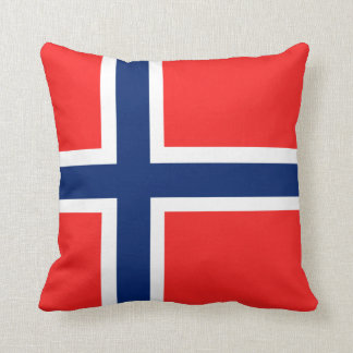 Cushion Flag of Norway 40,6 cm x 40,6 cm