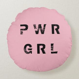 Cushion Girl Power
