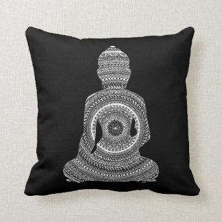 Cushion GraphiZen Buddha Cushion