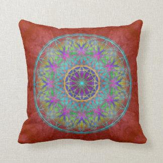 "Cushion ~ Healing~Energy Oneness ~ ""Flower OF Life"
