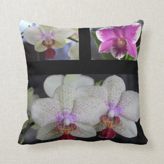 Cushion Photo Joining Orchis Cushion