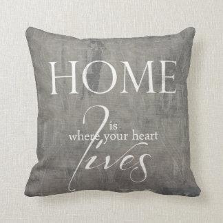 "Cushion series ""sweet home """