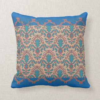 Cushion with eastern samples
