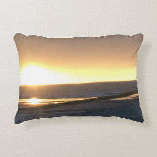 "Cushion ""with the Sunset """