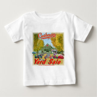 Cushman Yard Sale Baby T-Shirt
