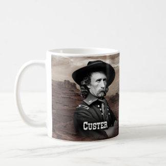 Custer Historical Coffee Mug