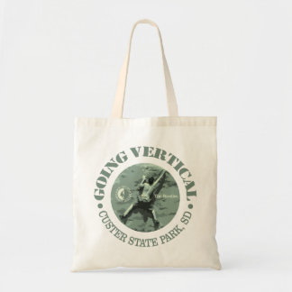 Custer SP (Going Vertical) Tote Bag