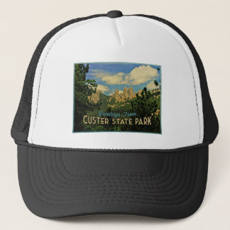 Custer State Park Trucker Hat