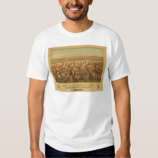 Custer's Last Fight (2610A) Tees
