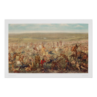 Custer's Last Stand (0482A) Poster