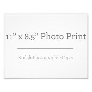 Custom 11 x 85 Photo Print