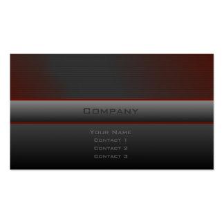 Custom 123 pack of standard business cards