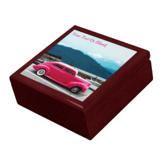 Custom 1940 Famous American Make Sedan Gift Box
