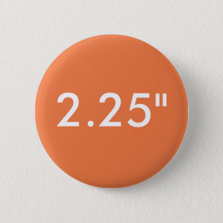 "Custom 2.25"" Small Round Button Blank Template"