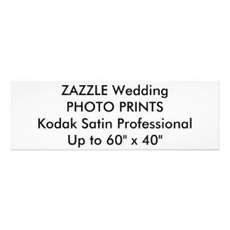 "Custom 36"" x 12"" Professional Photo Prints"