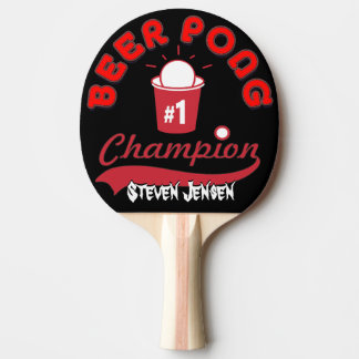 Custom Add Name Beer Pong Paddle