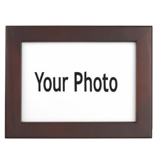 Custom  add your photo keepsake box